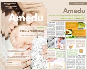 Magazyn Amedu - Pielęgnacja i opieka nad dziećmi